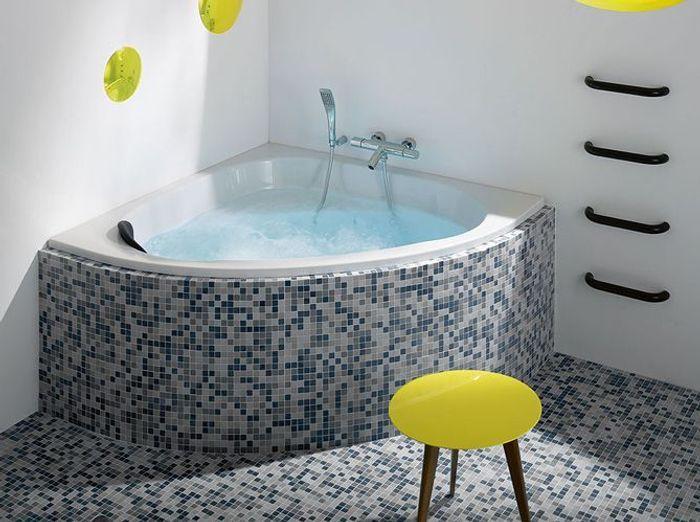 Deco Chambre Peinture : La baignoire se fait toute petite  Elle Décoration