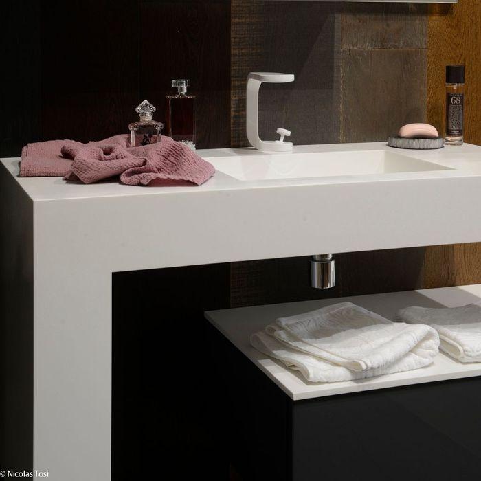 lavabo design elle d coration. Black Bedroom Furniture Sets. Home Design Ideas
