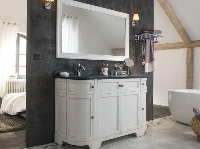 Plans de toilette et vasques marions les elle d coration for Toilette et salle de bain