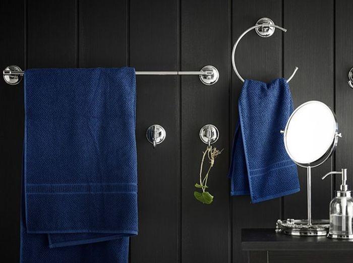 shopping : quel porte-serviette pour ma salle de bains ? - elle