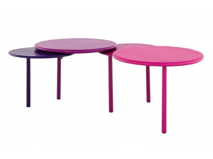 10 tables basses originales elle d coration for Objets decoratifs salon