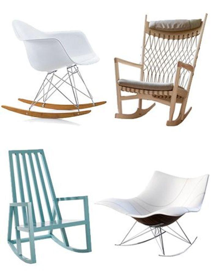 20 rocking chair qui font basculer la d co elle d coration for Salon meubles et objets