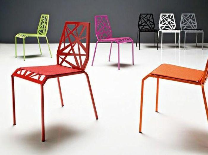 50 chaises design pour un intérieur contemporain - Elle Décoration