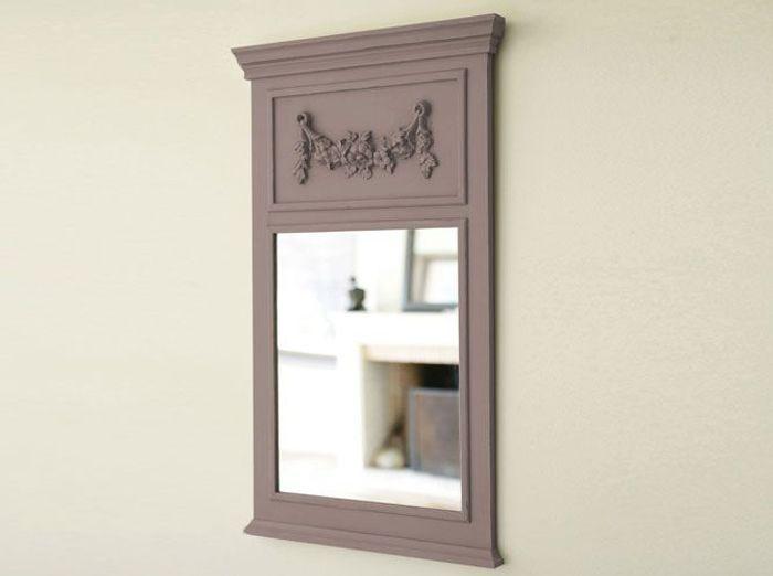 Nos 25 miroirs pr f r s elle d coration for Miroir romantique