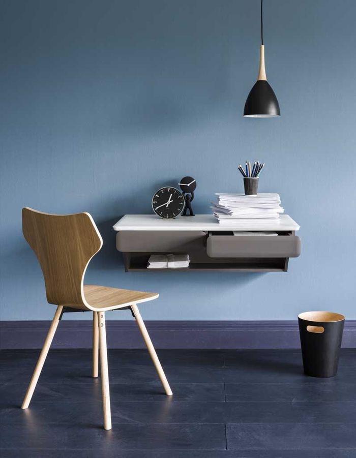 un bureau design pour un espace de travail styl elle d coration. Black Bedroom Furniture Sets. Home Design Ideas