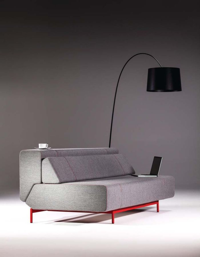Canap convertible design notre s lection pour un salon - Canape convertible contemporain design ...