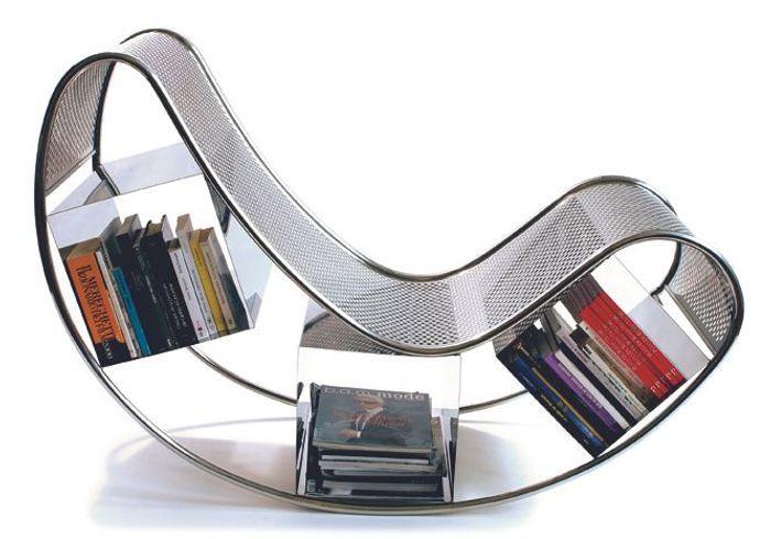 Bibliothèque-fauteuil Dondola