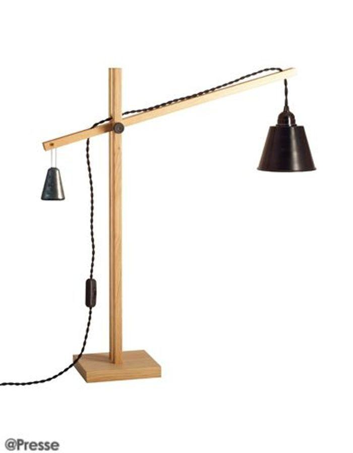 lampe d architecte beautiful lampe a poser henry lampe de bureau orientable e w noir with lampe. Black Bedroom Furniture Sets. Home Design Ideas