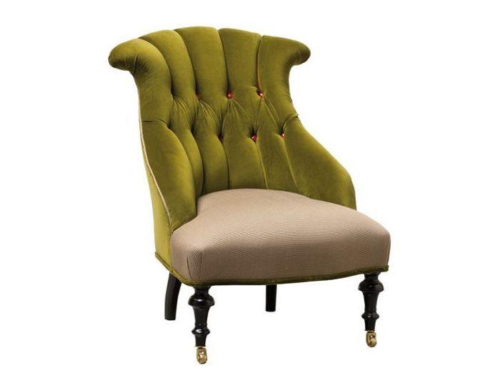 Le fauteuil crapaud roi du salon elle d coration - Fauteuil crapaud imprime ...