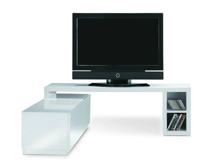 meuble tele laque blanc ikea meuble tv blanc laque pas. Black Bedroom Furniture Sets. Home Design Ideas