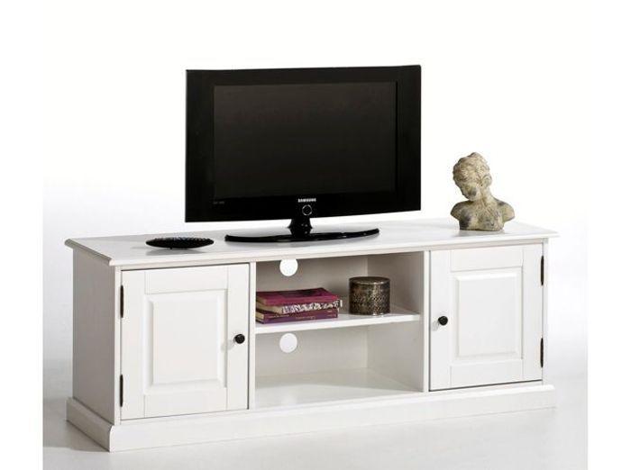 Le meuble tv fait sa star elle d coration - Meuble tv fait maison ...