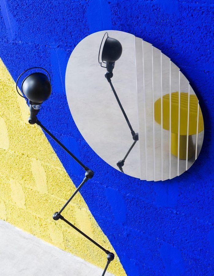 Miroir design Matière Grise