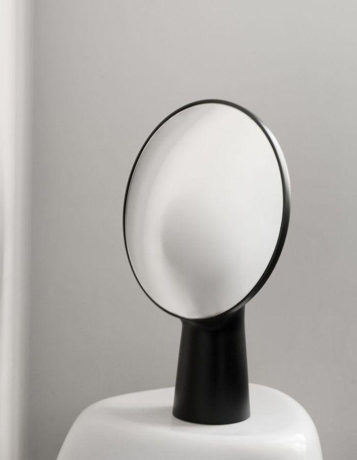 Miroir design Menu