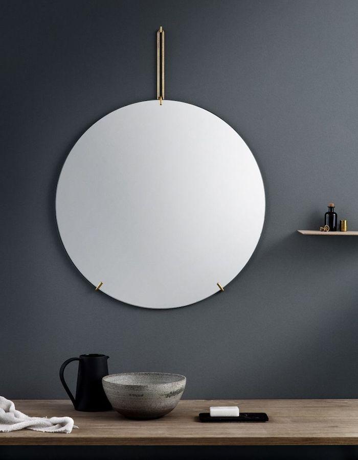 D couvrez notre s lection de miroirs design elle d coration for Decoration miroir design