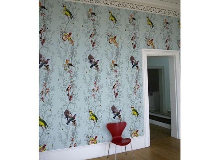 d coration perroquet la nouvelle tendance tropicale elle d coration. Black Bedroom Furniture Sets. Home Design Ideas