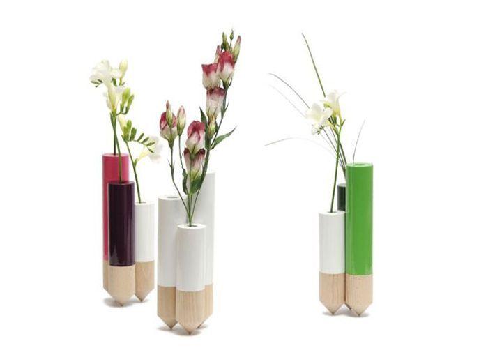 vase on craque pour le soliflore et vous elle d coration. Black Bedroom Furniture Sets. Home Design Ideas
