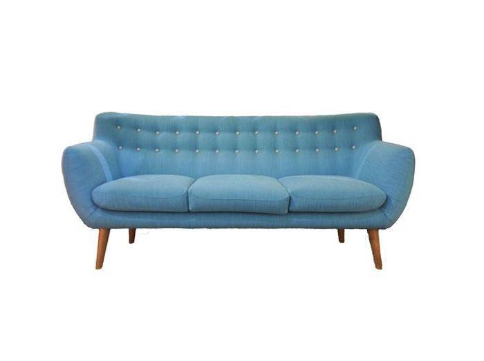 tendance d co les meubles ann es 50 elle d coration. Black Bedroom Furniture Sets. Home Design Ideas