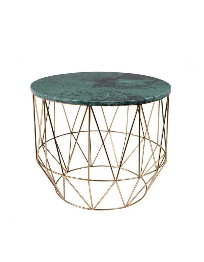 Table basse en marbre Dutchbone