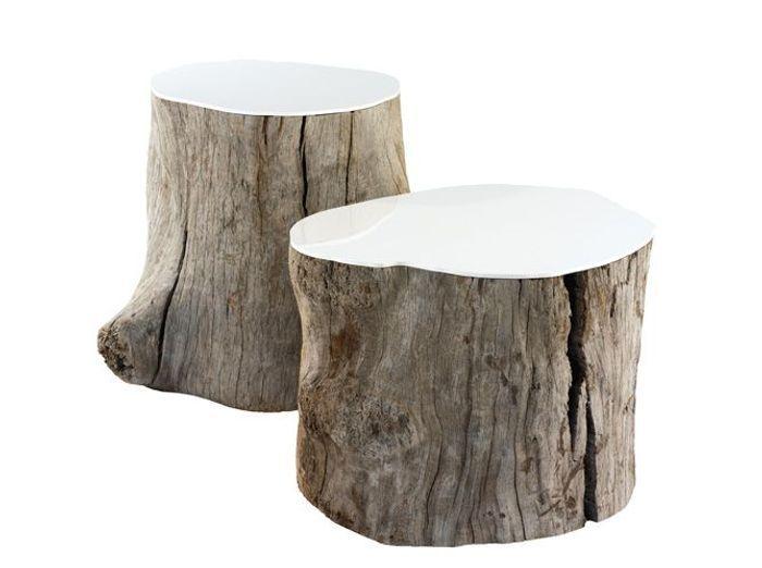 Une d co chalet pour un int rieur cosy elle d coration for Table bout de canape design