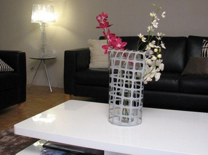 Salon fleurs