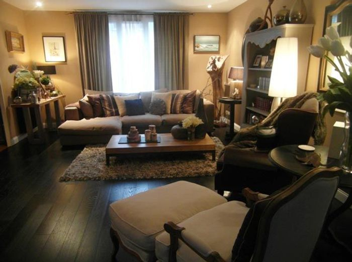vos plus beaux salons elle d coration. Black Bedroom Furniture Sets. Home Design Ideas