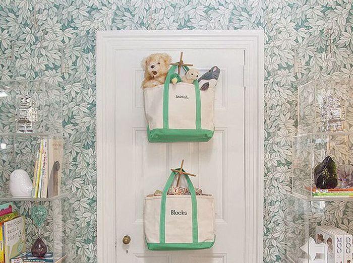 Portes personnalis es les jolies id es de pinterest - Decoration de porte de chambre ...
