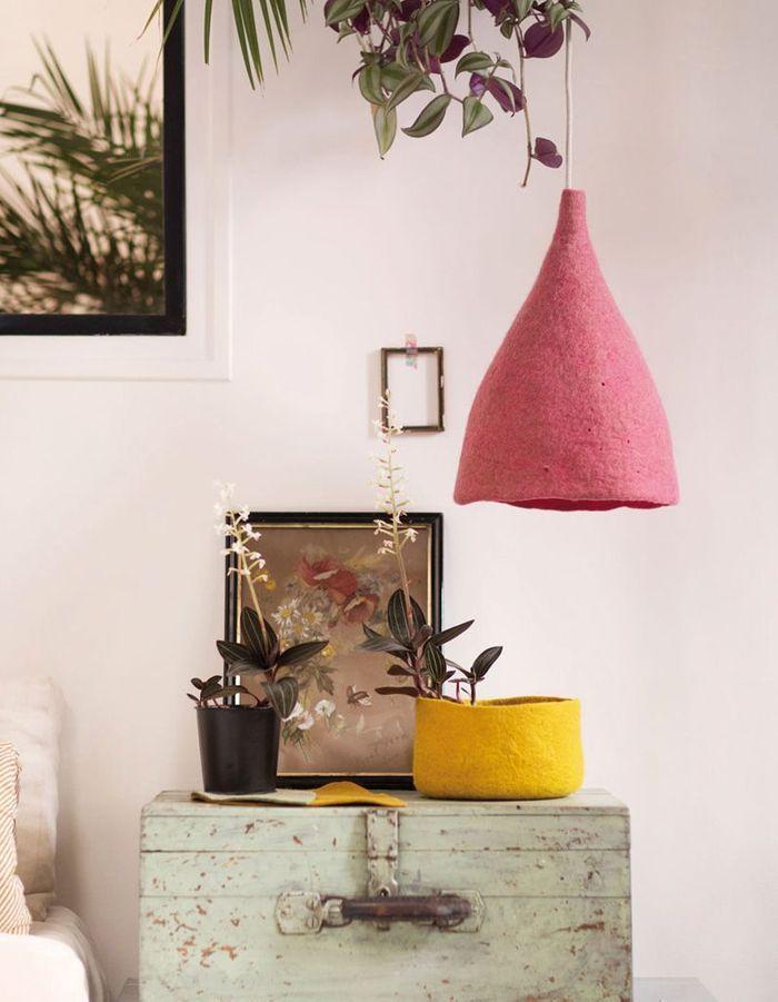 une d co cocooning pour affronter l 39 hiver elle d coration. Black Bedroom Furniture Sets. Home Design Ideas