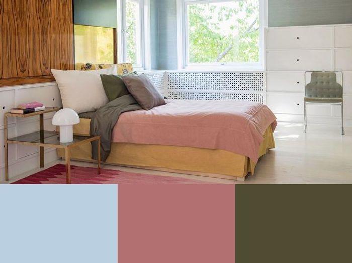 comment associer vos couleurs avec panache elle d coration. Black Bedroom Furniture Sets. Home Design Ideas