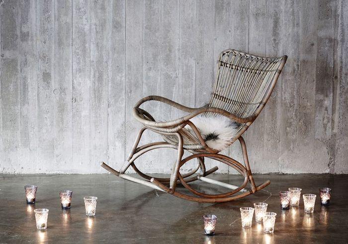 Un rocking chair