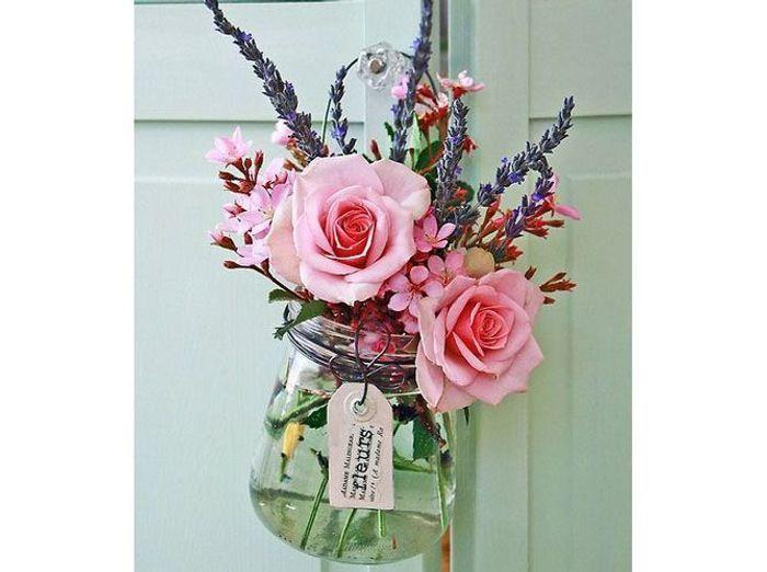 F te des m res surprenez la avec nos id es diy elle for Offrir des fleurs