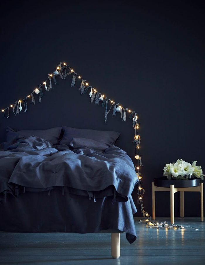guirlande lumineuse lumi re sur nos 20 id es d co. Black Bedroom Furniture Sets. Home Design Ideas