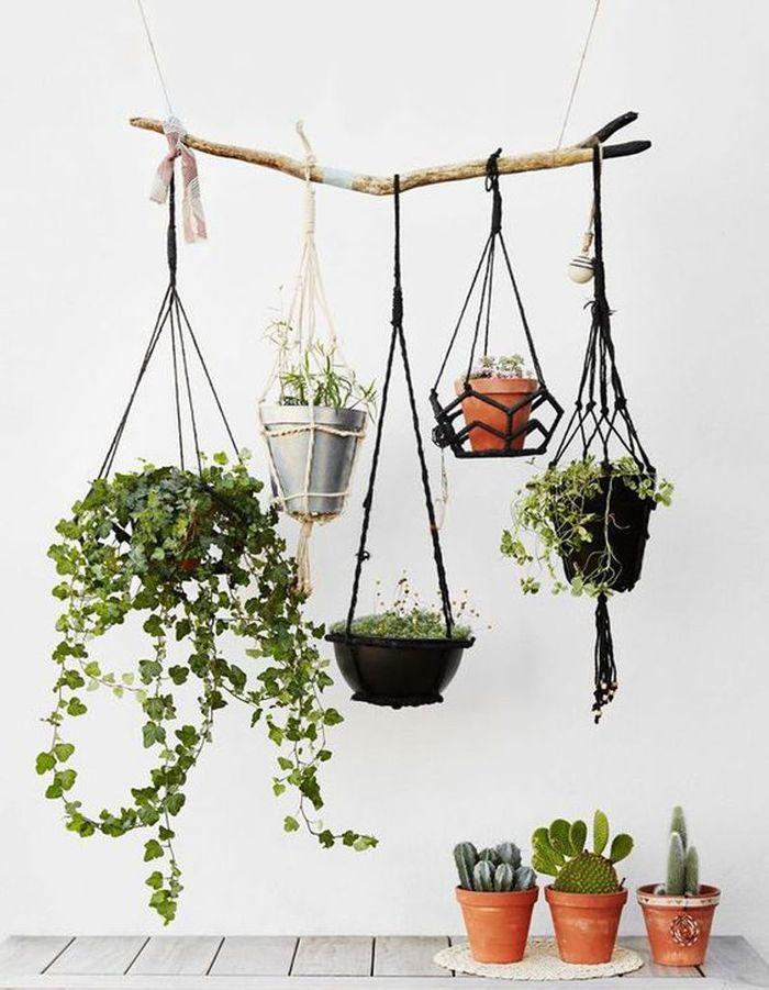 Branche arbre d coration 15 id es pour transformer une for Sujet decoratif pour jardin