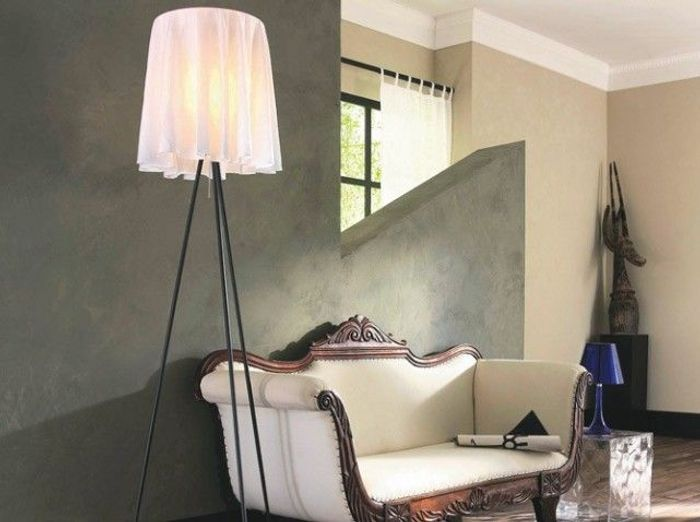 avec les enduits effets de mati re garantis elle. Black Bedroom Furniture Sets. Home Design Ideas