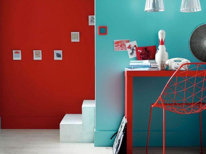 Peinture : les couleurs tendance en 2013