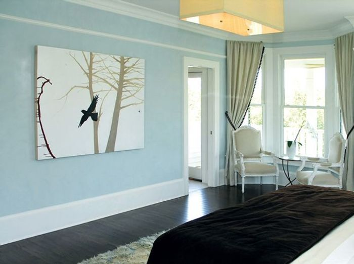 peinture les couleurs tendance en 2013 elle d coration. Black Bedroom Furniture Sets. Home Design Ideas
