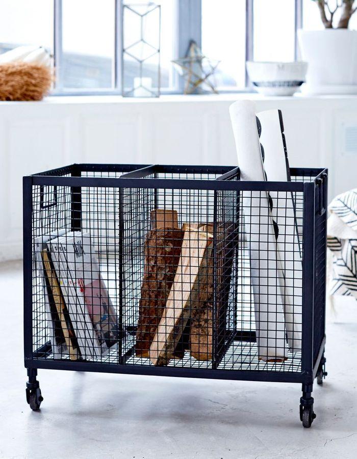 id es et astuces pour tout ranger. Black Bedroom Furniture Sets. Home Design Ideas