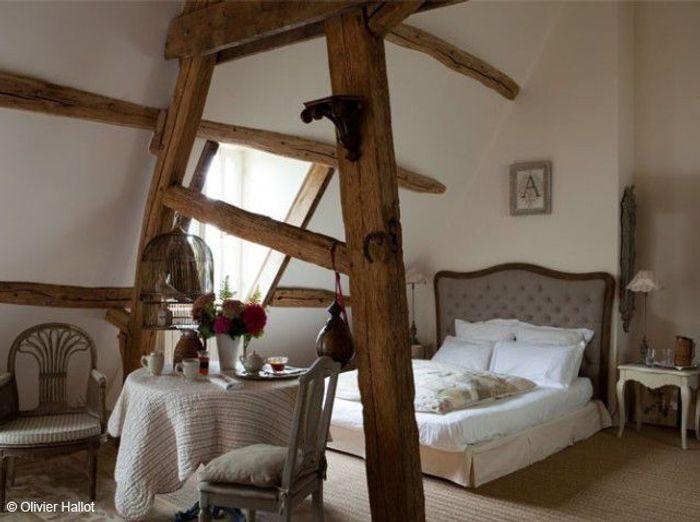 35 chambres sous les combles elle d coration - Logiciel pour amenager une chambre ...