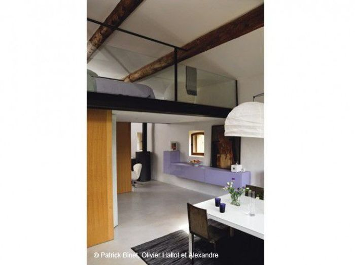 Id e am nagement combles petit volume for Amenagement petit comble