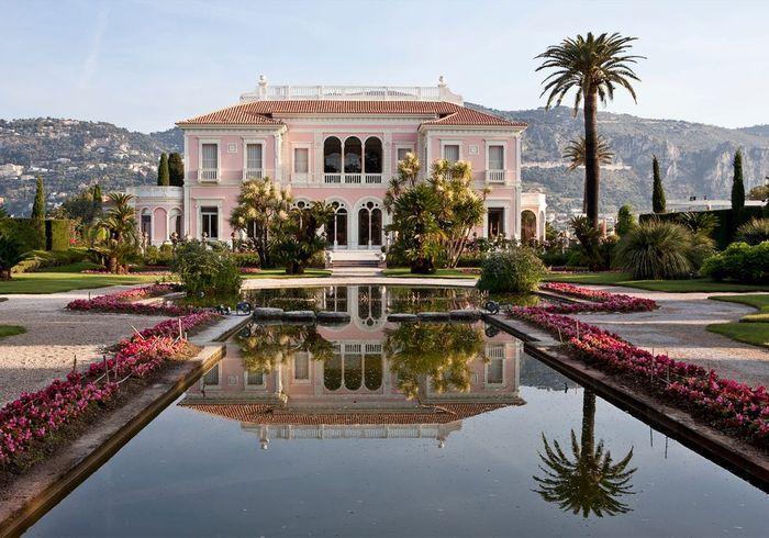 La villa Ephrussi, glamour à l'italienne