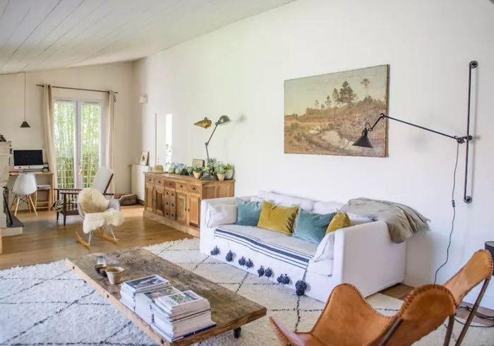 Villa dans l'air du temps près du Cap-Ferret