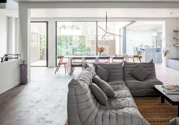 Maison à la déco design à Londres