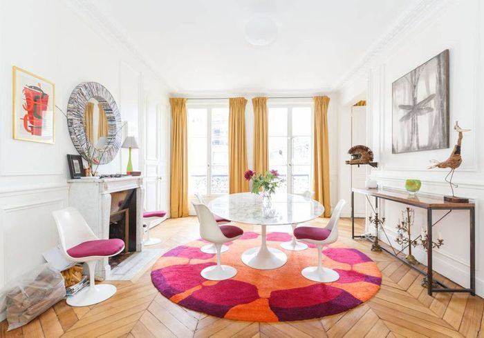 Appartement luxueux à Paris