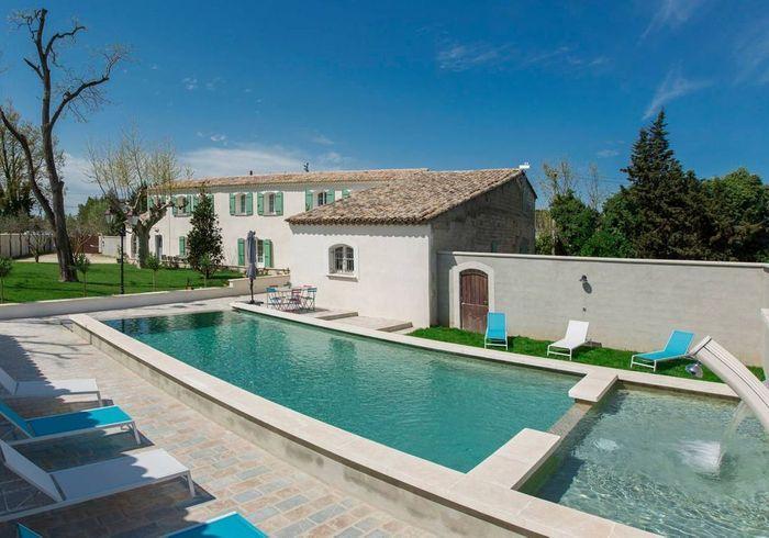 Mas chic avec piscine à Avignon