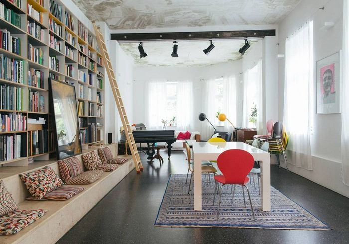 Appartement style loft à Berlin