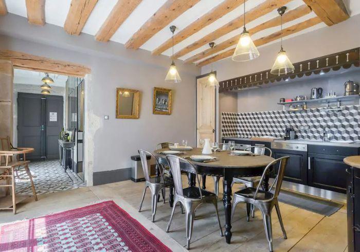 Appartement au charme de l'ancien à Lyon