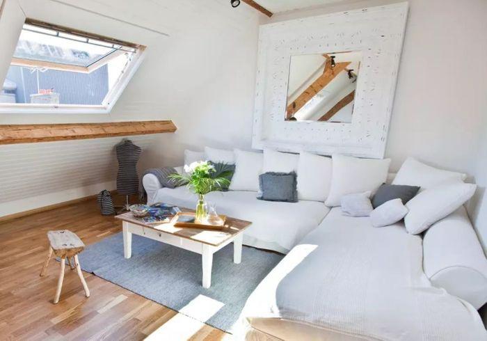 Appartement dans un immeuble malouin typique à Saint-Malo