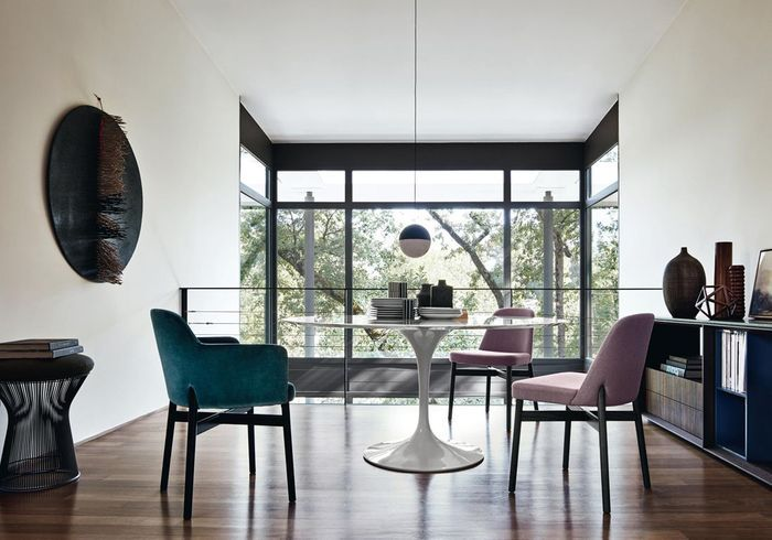 Table Tulip (de Eero Saarinen / Knoll International)