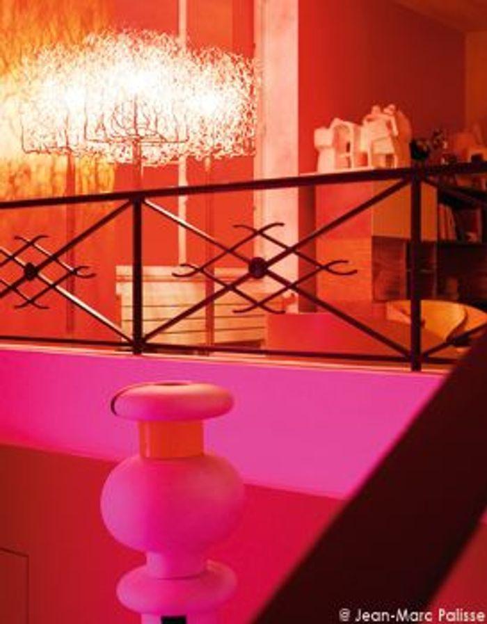La Suite Elle Decoration vue par Christian Lacroix.