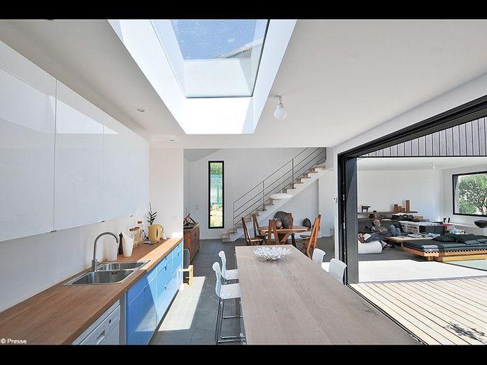 10 maisons d architectes qui font r ver elle d coration. Black Bedroom Furniture Sets. Home Design Ideas