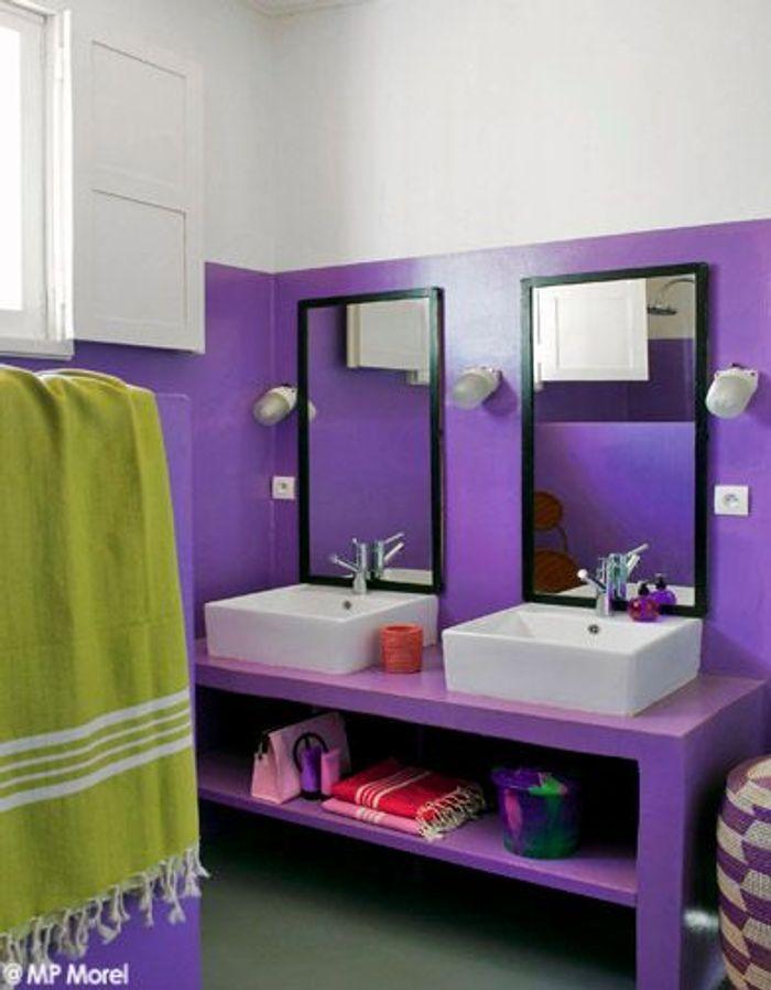 Au s n gal une maison couleur boubou elle d coration for Elle decoration maison